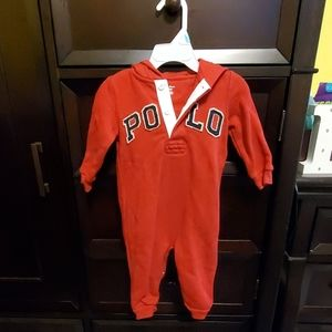 Polo one piece outfit